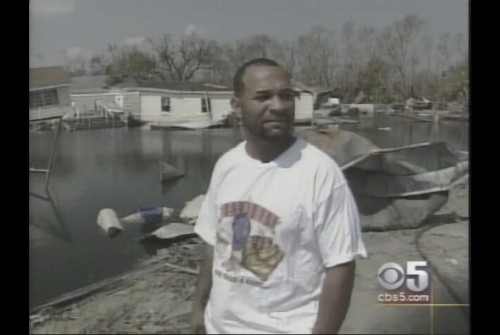Hurricane Katrina: CBS5 Team Coverage