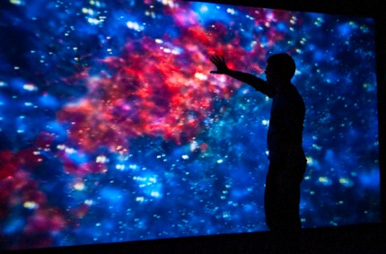Physicists Bring Origins of Universe to Big Screen